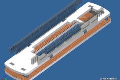 1:120 Umbau Triebwagen VT 95 von Rokal